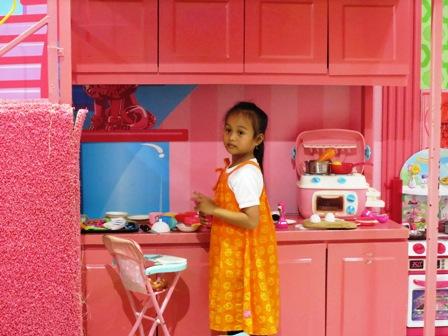 Barbie Masak Masak Memasak