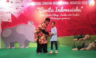Festival Dongeng Internasional Indonesia 2016
