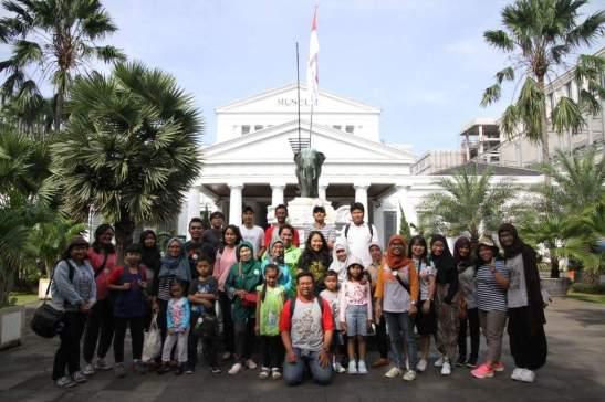 Foto Grup @Museum Nasional Jakarta
